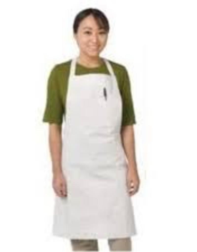 Chef Revival Bistro Apron, White