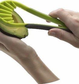 CHEF'N CHEF'N Flexicado Avocado Slicer - Arugula/Wasabi