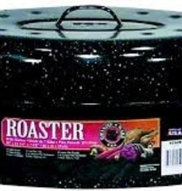 COLUMBIAN HOME PRODUCTS Roaster Oval Covered 15in 10-12 Black
