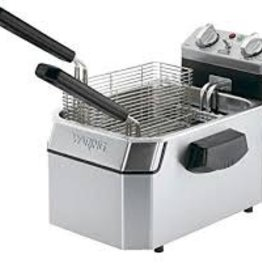 WARING PROFFESIONAL / CONAIR Waring Fryer Counter Unit , Electric 10Lb Capacity Single Basket (NSF Approved)