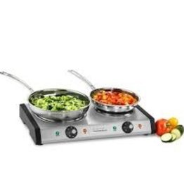 CUISINART Double Burner