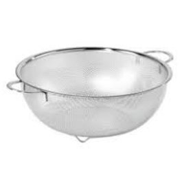 COOK PRO INC COOK Stainless Mesh Colander with Handles 11.25""