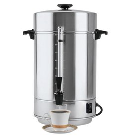 CRYSTAL PROMOTIONS Regal 101-Cup Coffee Urn Alum.