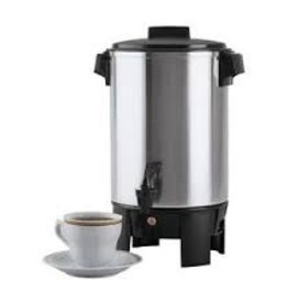 CRYSTAL PROMOTIONS WestBend Regal 30-Cup Coffee Urn