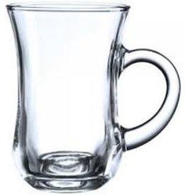 ENZO Supplies ENZO OPEN Blinkmax Clear Coffee/Tea Glass 6 per box 5.5oz