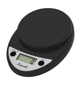ESCALI ESCALI Primo  Digital Scale 11 Lb / 5 Kg  Black