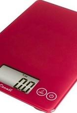 ESCALI ESCALI Arti Digital Glass Scale 15 Lb / 7 Kg Retro Red