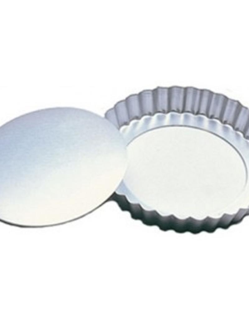 """Fat Daddios FAT DADDIO'S Fluted Tart Pan with Removable Bottom 4 1/4"""" x 1"""""""