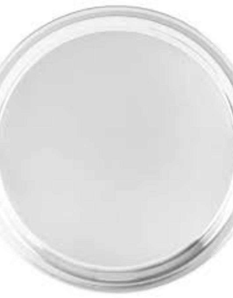 """Focus Products FOCUS PRODUCTS Round Stainless Steal Tray 16"""""""