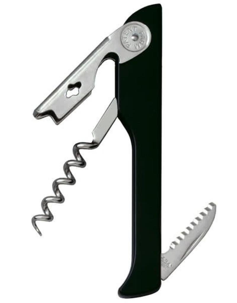 FRANMARA FRANMARA Black Lisse 2 Step Corkscrew