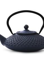 Gourmet Kitchenworks/Gefu Bredemeijer 42 fl oz Cast Iron Green Teapot