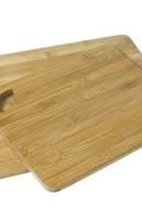 "ISLAND BAMBOO ISLAND 2-Pack Cutting Board 11X14"", 9X11"""