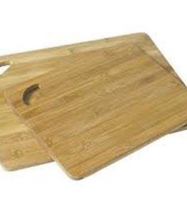 "ISLAND BAMBOO ISLAND 2-Pack Cutting Board 11X14"", 9X11"""