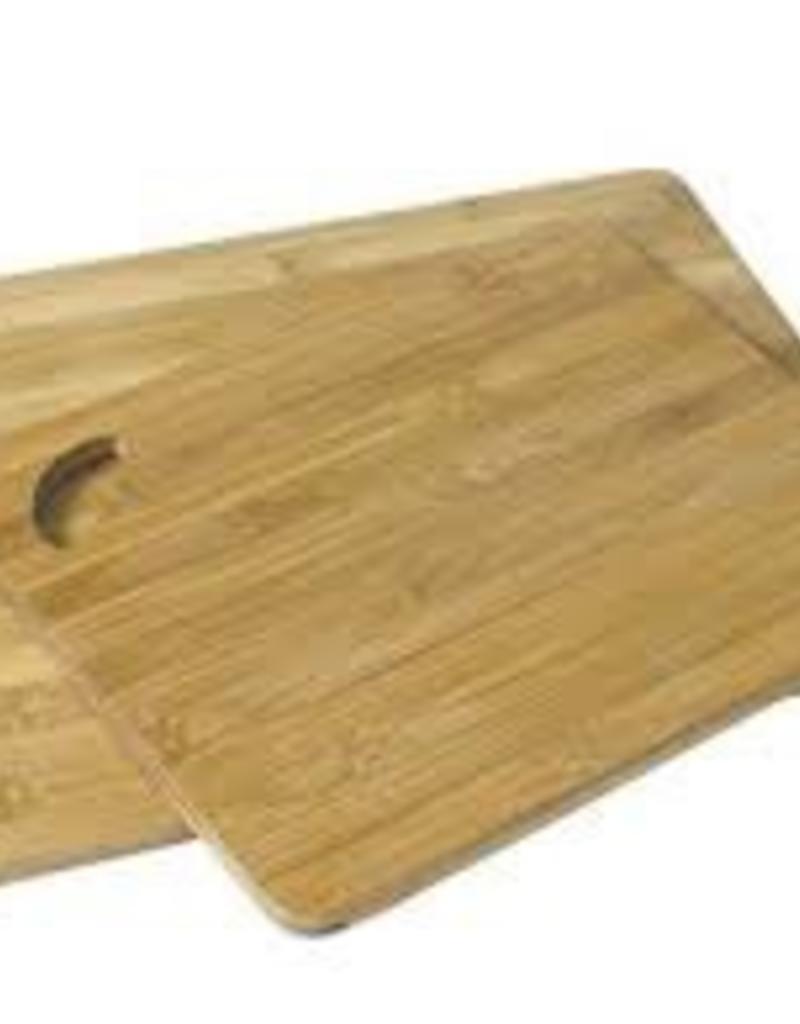 "ISLAND BAMBOO ISLAND BAMBOO 2-Pack Cutting Board 11X14"", 9X11"""