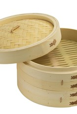 """JOYCE CHEN PRODUCTS JOYCE CHEN 10"""" Bamboo Steamer"""