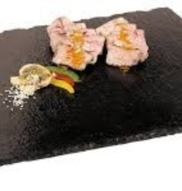 "PADERNO WORLD CUISINE PADERNO Aps Natural Slate Tray 10"" x 13"""