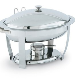VOLLRATH Vollrath Orion Chafer 6qt Oval