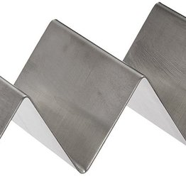 WINCO WINCO Compartments Stainless Steal Taco Holder