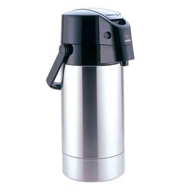 ZOJIRUSHI ZOJRUSHI Air Pot Stainless Steal Beverage Dispenser 3.0L