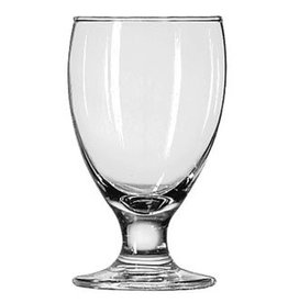 LIBBEY Libbey 10.5 oz  Banquet Goblet water or wine 24/cs