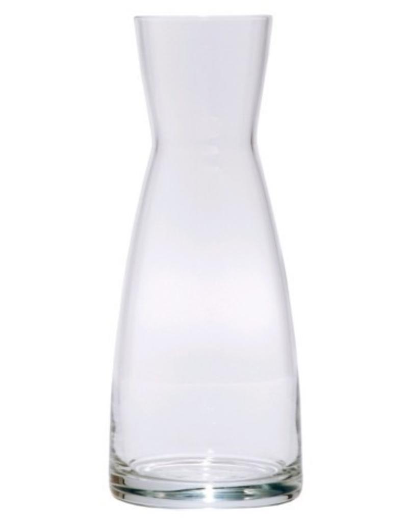 FORTESSA Fortessa D&V Glass Nu Carafe 18.5oz (.5 Ltr) clear