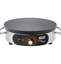 "WARING PROFFESIONAL / CONAIR Waring 16"" Single Crepe Maker<br /> 120V Commercial"