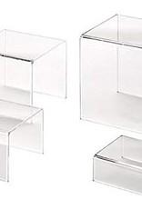 AMERICAN METALCRAFT, INC AMERICAN METALCRAFT Acrylic Riser Set of 4 Clear