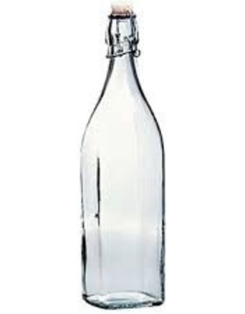 BORMIOLI ROCCO GLASS BORMIOLI ROCCO Swing Bottle 33.75oz / 1L