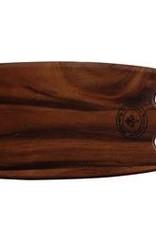 "UNIVERSAL ENTERPRISES, INC. 15.75x6.75"" Paddle Board, Wood"