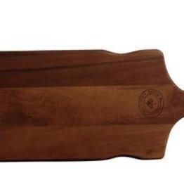 "UNIVERSAL ENTERPRISES, INC. Paddle board 19 x 8"" Wood"