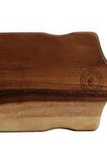 UNIVERSAL ENTERPRISES, INC. 16 x 8 Rustic Oiled  Board with handle
