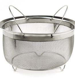 RSVP INTERNATIONAL INC RSVP Mesh Basket with Folding Handles