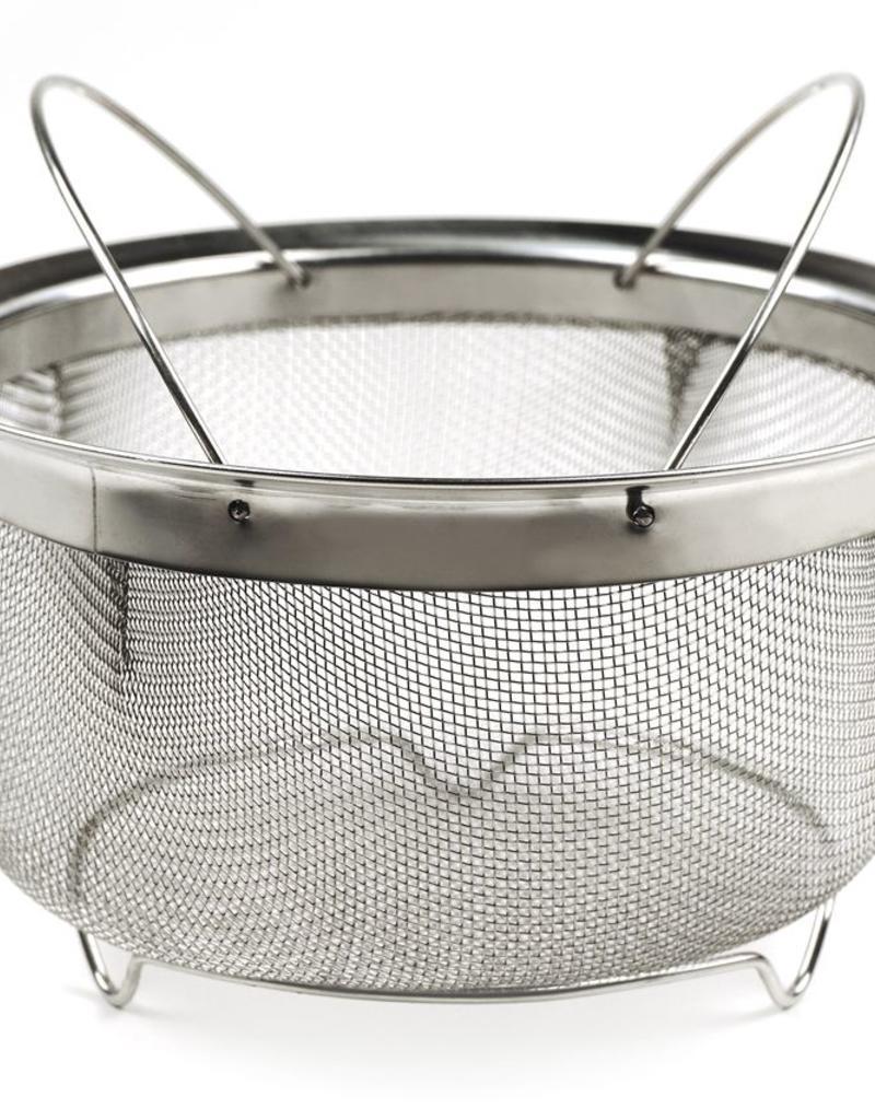 RSVP INTERNATIONAL INC RSVP Mesh Basket with Folding Handles
