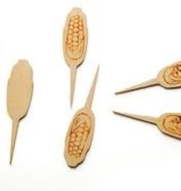 RSVP INTERNATIONAL INC RSVP Bamboo Corn Picks