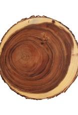 """FORTESSA FORTESSA D&V Slice Wood Charger 13"""""""