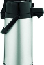 UPDATE INTERNATIONAL UPDATE Airpot 2.5 liter 6-3/8in diameter