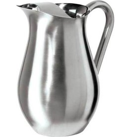 OGGI Corporation OGGI Stainless Steal Pitcher with Ice Guard 2qt