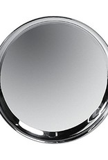 Focus Products Round Stainless Steal Tray 16""