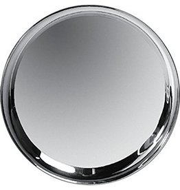 """Focus Products Round Stainless Steal Tray 16"""""""