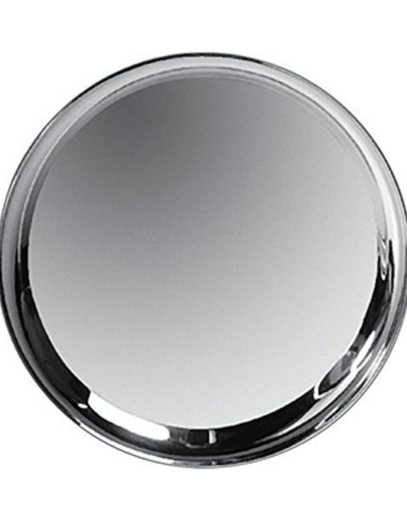 """Focus Products Update Round Stainless Steal Tray 16"""""""