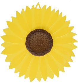 CHARLES VIANCIN Sunflower Silicone Lid set of 2