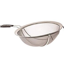 COOK PRO INC COOK Stainless Mesh Strainer with Handle 6.5""