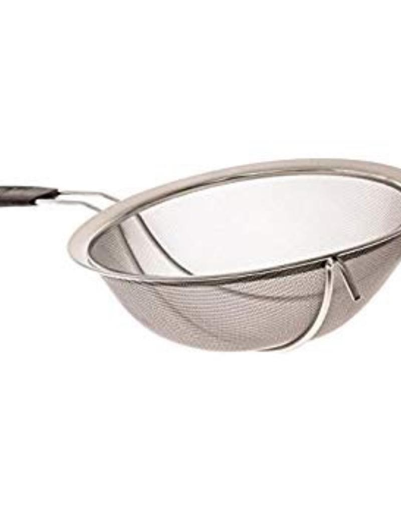 "COOK PRO INC COOK  6.5"" s/s  Mesh Strainer with Handle"