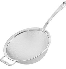 COOK PRO INC COOK Stainless Mesh Strainer with Handle 9""