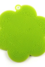 RSVP INTERNATIONAL INC RSVP Silicone Soft Scrubbers Green