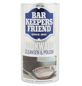 BAR KEEPERS FRIEND Cookware Cleanser and Polish 12oz