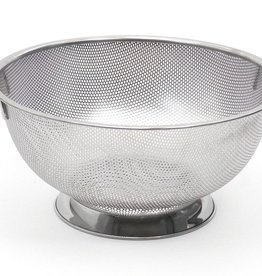 COOK PRO INC COOK Stainless Steel Mesh Colander 18/10 Strainer 12""