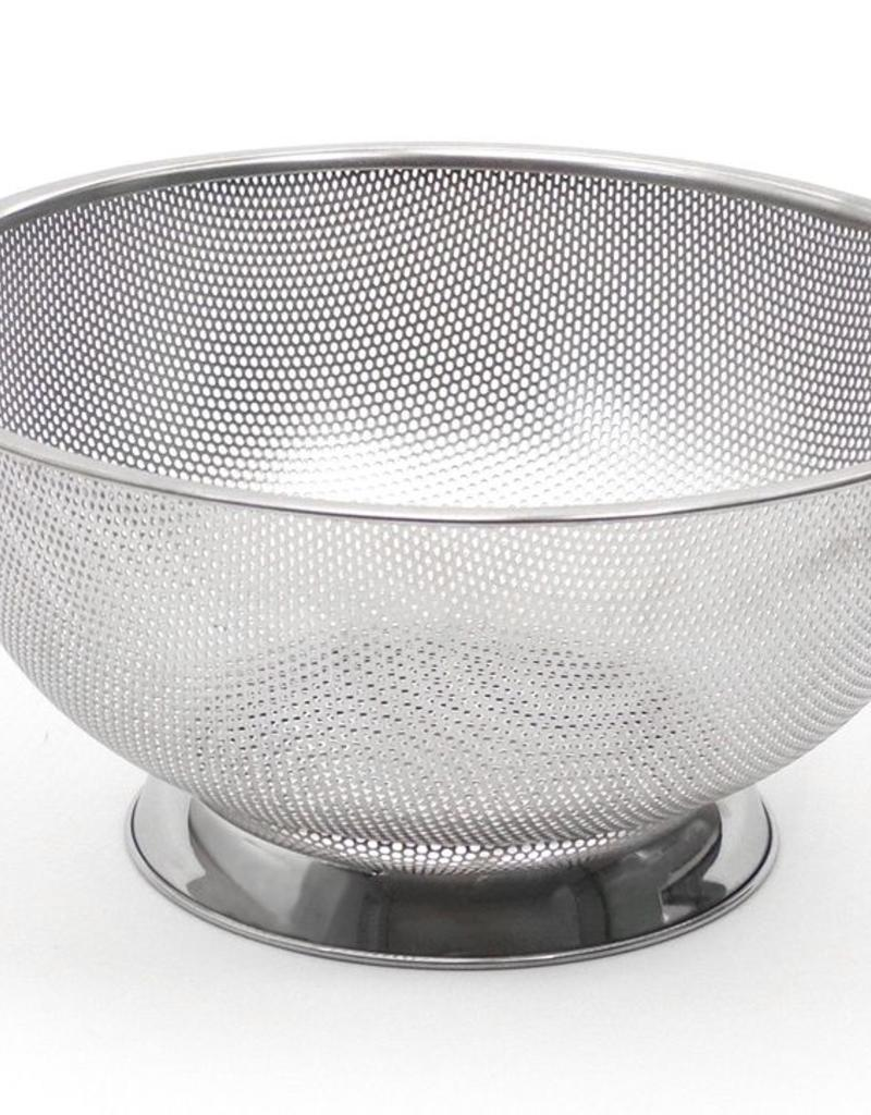 """COOK PRO INC COOK Stainless Steel Mesh Colander 18/10 Strainer 12"""""""