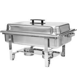 THUNDER GROUP, INC Thunder  8qt. Full Size Welded Chafer -Set Economy