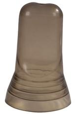 WINCO WINCO 12 pk Liquor Pourer Dust Cover Plastic